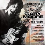 GARY MOORE: neues Tribute-Album