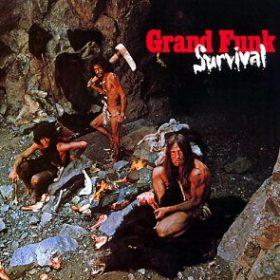 GRAND FUNK RAILROAD: Survival (Re-Release)