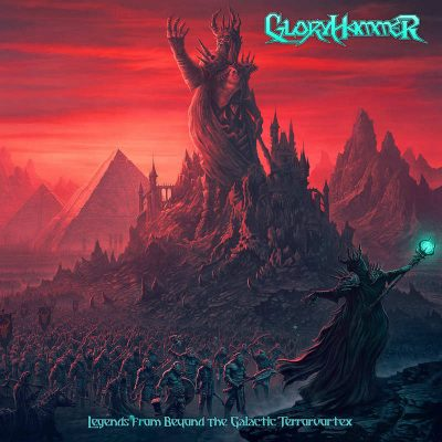 "GLORYHAMMER: neues Lyric-Video vom Album ""Legends from Beyond the Galactic Terrorvortex"" & Tour"