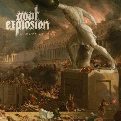 "GOAT EXPLOSION: weiterer Track vom ""Rumors of Man"" Album"