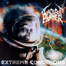 "GOATBURNER: Neues Grindcore / Death Metal Album ""Extreme Conditions"""