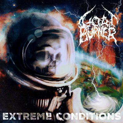 "GOATBURNER: Video vom Grindcore / Death Metal Album ""Extreme Conditions"""