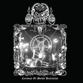 "GOATHAMMER: kündigen ""Ceremony of Morbid Destruction"" Album an"