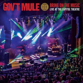 "GOV´T MULE:  Jubiläums-Live-Werk ""Bring On The Music – Live At The Capitol Theatre"""