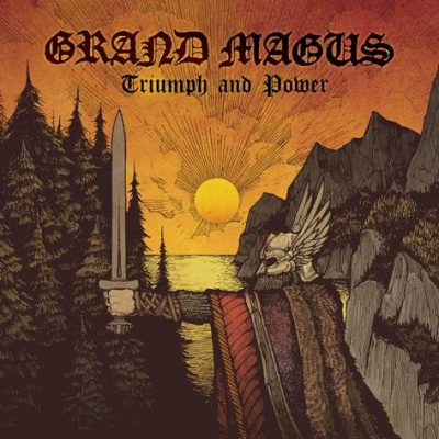 "GRAND MAGUS:  weiterer Song von  ""Triumph And Power"" online"
