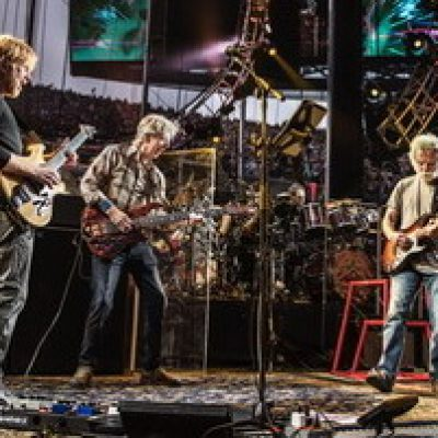 GRATEFUL DEAD: Song vom Abschiedskonzert online