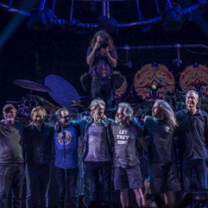 GRATEFUL DEAD: zum 50ten nun das Abschiedskonzert für zuhause