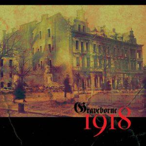 """GRAVEBORNE: Album """"1918"""" zum finnischen Bürgerkrieg"""