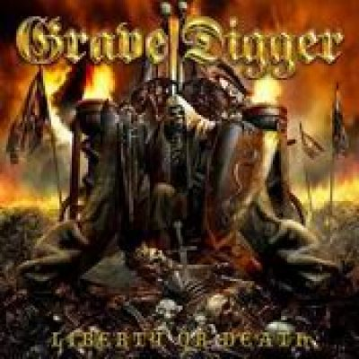 GRAVE DIGGER: Liberty Or Death