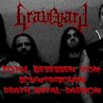 GRAVEYARD: Total besessen vom schwedischen Death Metal-Dämon