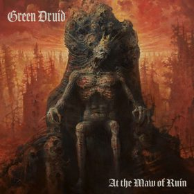 "GREEN DRUID: zweiter Track vom neuen Psychedelic Doom Metal Album ""At the Maw of Ruin"""