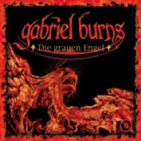 GABRIEL BURNS: Die grauen Engel [Hörbuch]