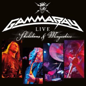 GAMMA RAY: Live-DVD ´Skeletons & Majesties Live´