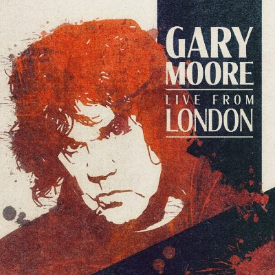 "GARY MOORE: ""Live From London"" – Neues Album am 31.01.20"