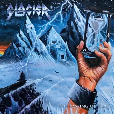 "GLACIER: neues US Heavy / Power Metal Album ""The Passing Of Time"" mit 80er-Jahre Ursprung"