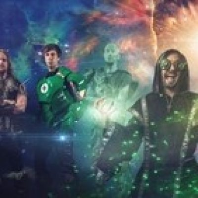 "GLORYHAMMER: Video-Clip zu ""Rise Of The Chaos Wizards"""