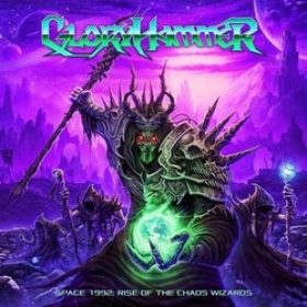 """GLORYHAMMER: Song von """"Space 1992: Rise of the Chaos Wizards"""""""