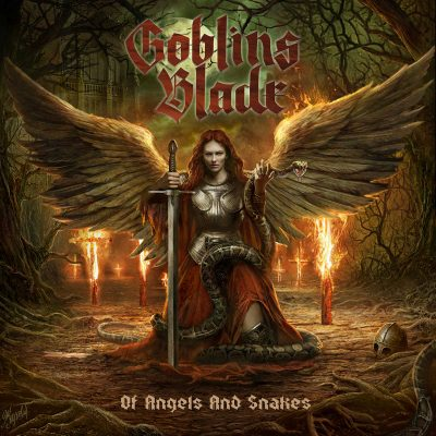 "GOBLINS BLADE: neues Video zum ""Of Angels And Snakes""-Album"