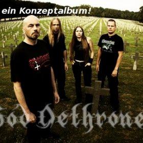 GOD DETHRONED: Endlich ein Konzeptalbum!