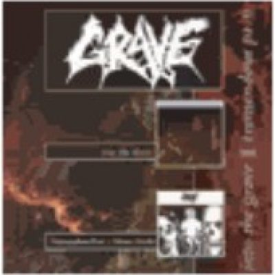 GRAVE: Into The Grave (Re-Release)
