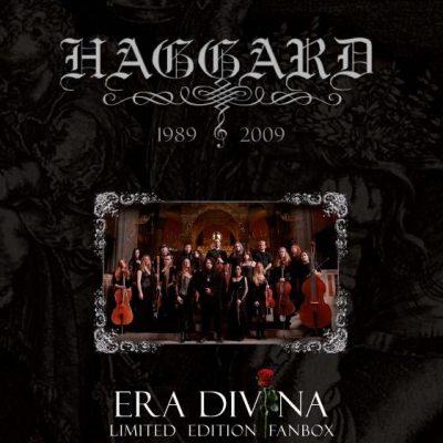 HAGGARD: Era Divina (Box-Set)