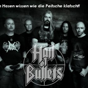 HAIL OF BULLETS: Die alten Hasen wissen wie die Peitsche klatscht!