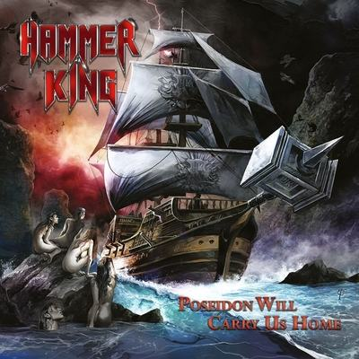 "HAMMER KING: Lyric-Video vom ""Poseidon Will Carry Us Home"" Album"