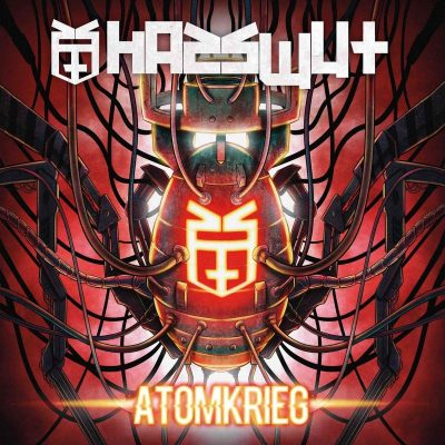 "HASSWUT: zweites Lyric-Video vom neuen Industrial Metal / NDH Album ""Atomkrieg"""