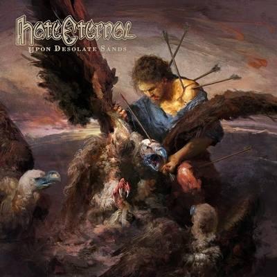 "HATE ETERNAL: Track vom ""Upon Desolate Sands"" Album"
