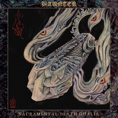"HAUNTER: Track vom Progressive Black Death Album ""Sacramental Death Qualia"""