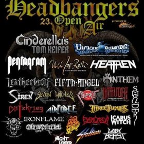 HEADBANGERS OPEN AIR 2020: Doomdancing beim HOA