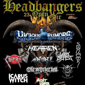 HEADBANGERS OPEN AIR 2020: mit HEATHEN