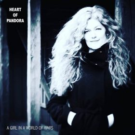 "HEART OF PANDORA: Neues Album ""A Girl In A World Of Wars"" von MORTAL LOVE Musiker"