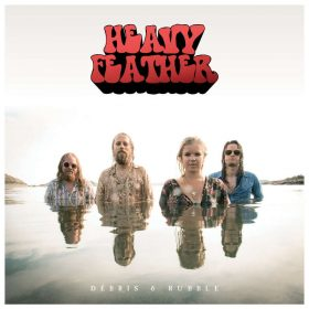 "HEAVY FEATHER: Track vom schwedischen 70er-Rock Album ""Débris & Rubble"""