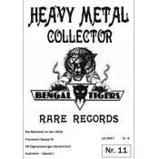 HEAVY METAL COLLECTOR: Rare Records 11 ist da