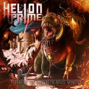 "HELION PRIME: Neues Album ""Terror Of The Cybernetic Space Monster"""