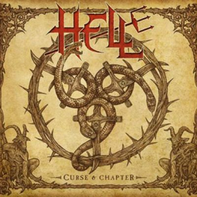 "HELL: Cover & Tracklist von ""Curse & Chapter"""