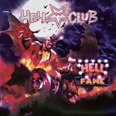"""HELL IN THE CLUB: neues Hard Rock Album """"Hell of Fame"""" mit ELVENKING-Sänger"""