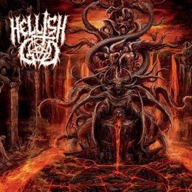"HELLISH GOD: weiterer Track vom ""The Evil Emanations""-Album"