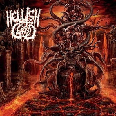 "HELLISH GOD: weiterer Track vom ""The Evil Emanations""-Album"