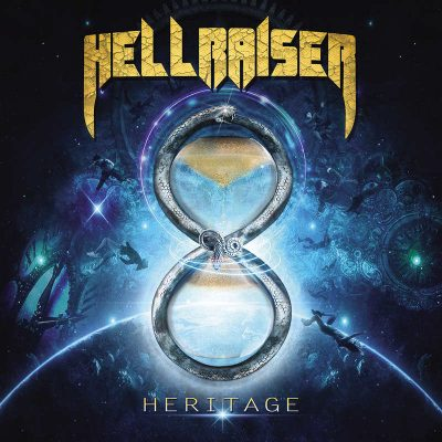 "HELLRAISER: Lyric-Video vom ""Heritage"" Album"