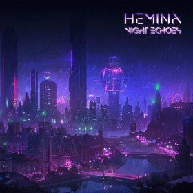 "HEMINA: Drittes Video vom neuen Progressive Metal Album ""Night Echoes"""
