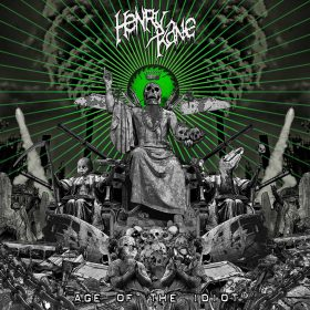 "HENRY KANE: weiterer Track vom neuen Crust Album ""Age of the Idiot"""