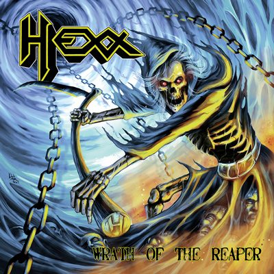 HEXX wrath of the reaper