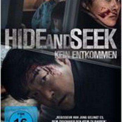 HIDE AND SEEK – Kein Entkommen [Film][DVD/BR]