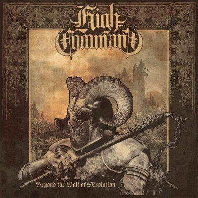"""HIGH COMMAND: zweiter Track vom neuen Album """"Beyond The Wall Of Desolation"""""""