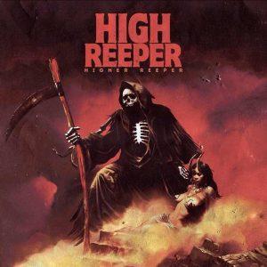 """HIGH REEPER: weiterer Track vom """"Higher Reeper"""" Album und Tour"""