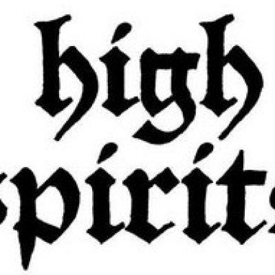 """HIGH SPIRITS: 7""""-Single, Details zum neuen Album, Song online hören"""