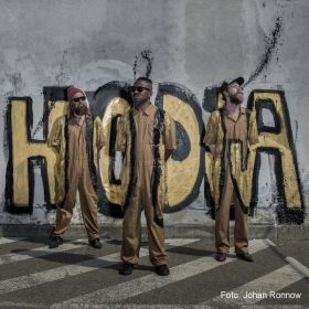 "HODJA: Neues Blues / Noise Rock Album ""We Are The Here And Now"" und Tour"