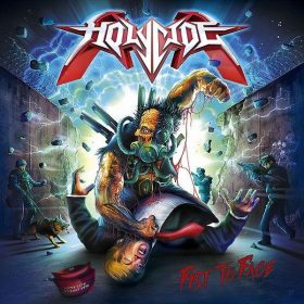 HOLYCIDE: Fist To Face